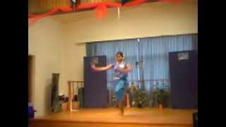 VOTE FOR SARITHA PANCHAL - MELBOURNE - INDIAN AUSTRALIAN DANCING STAR 2012