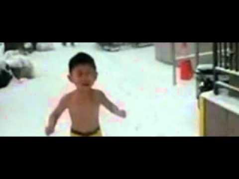Video Of Child Without Clothes In Snow Sparks Outrage video