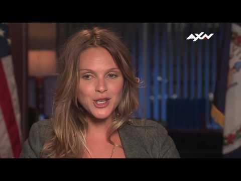 Interview with Beau Garrett on Criminal Minds: Suspect Behavior!
