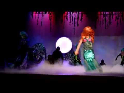 Mount Olive Middle School - The Little Mermaid Jr.