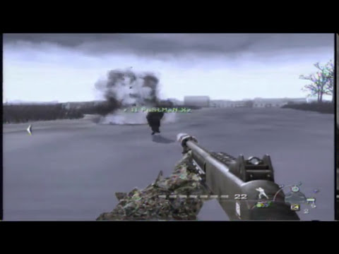 MW2 Out Of Hidden | Spec Ops