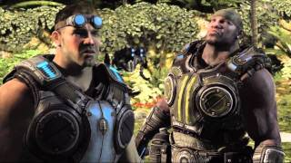 Gears Of War 3 Cutscenes Act 5 Part 1/3