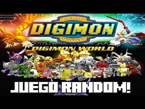 Juego Random! Digimon World! El Mundo Digimadafaka! video
