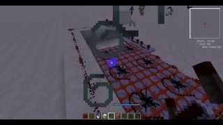 Как сделать дробовик из тнт в minecraft как