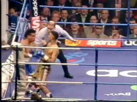 The most entertaining boxer