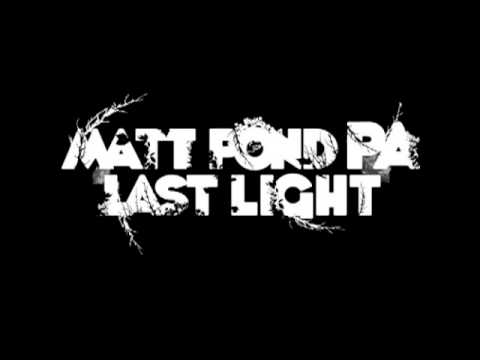 Matt Pond PA - Taught To Look Away