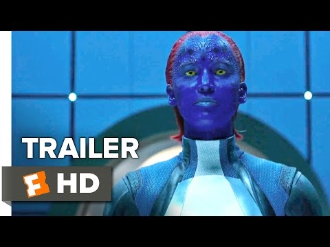 X-Men: Apocalypse Official Trailer #3 (2016) - Jennifer Lawrence, Nicholas Hoult Movie HD