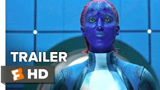 Video clip X-Men: Apocalypse Official Trailer #3 (2016) - Jennifer Lawrence, Nicholas Hoult Movie HD