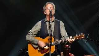 1. Hello Old Friend  ERIC CLAPTON LIVE Pittsburgh Pa Consol Energy Center 4-6-2013