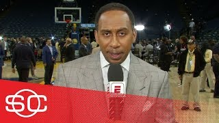Stephen A. Smith goes off after Game 2: It