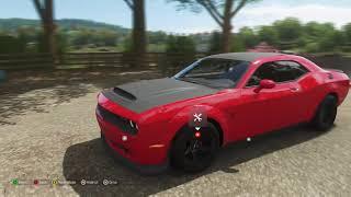 Forza Horizon 4 Dodge Demon Srt