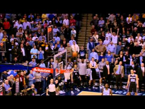 Tony Parker's Top 10 Plays of 2012-2013 Regular Season