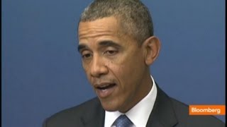 Obama on Syria: I Didn't Set a Red Line  9/4/13