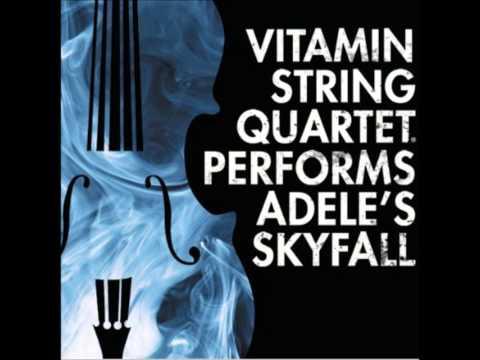 Skyfall Vitamin String Quartet (Adele)