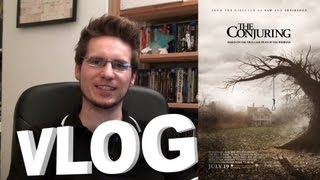 Vlog - The Conjuring