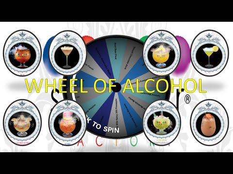 Wheel of Alcohol