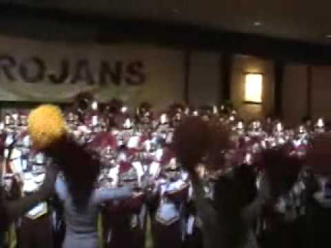 USC Trojan Marching Band | William Tell Overture (Lone Ranger) (stanford 2008)