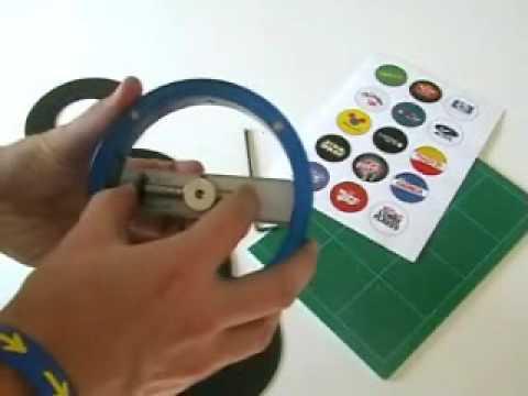 Guillotina circular