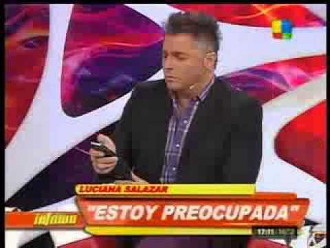 Luciana Salazar dice que alguien la sigue: Están averiguando por mis movimientos