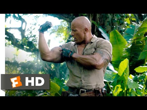 Jumanji: Welcome To The Jungle (2017) - Choose Your Character Scene (1/10)   Movieclips