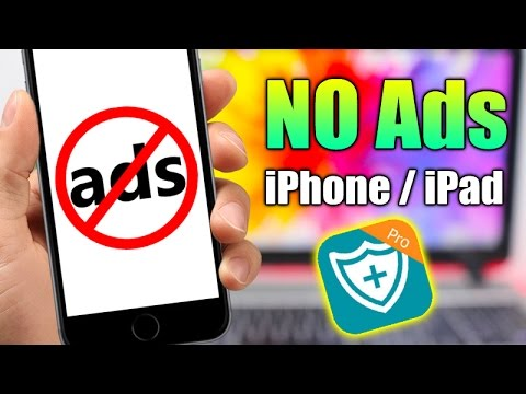 Block ALL Ads On Games. Apps And Websites On iPhone & iPad - NO Jailbreak