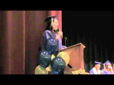 2012 Constellation Schools: Parma Community High Graduation, Yesmine Paulino