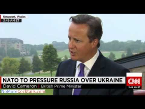 UK PM David Cameron: Russia needs America and Europe more than America & Europe needs Russia