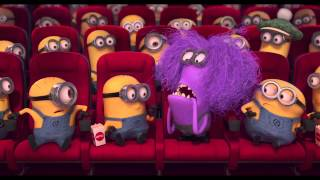 AMC Policy Spot - Minions vs. Evil Minion - DESPICABLE ME 2