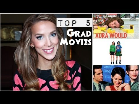 I'M GRADUATING! + My Top 5 Graduation Movies 12/21/12