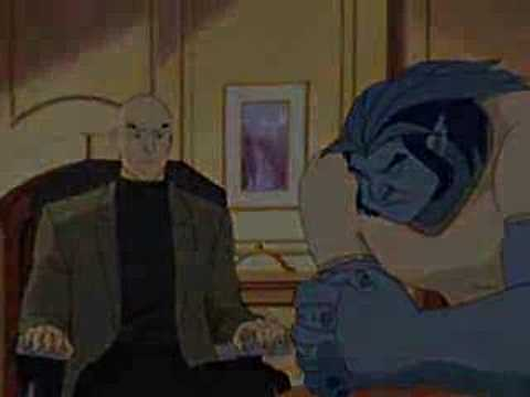 X-men Evolution---Everything (Lifehouse)