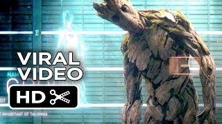 Guardians of the Galaxy VIRAL VIDEO - Meet Groot (2014) - Vin Diesel Marvel Movie HD