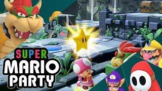 Super Mario Party Nintendo Switch Español #1