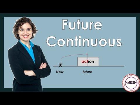 Future Continuous: English Grammar