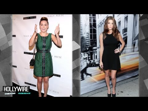 Lauren Conrad Vs. Ashley Greene:  Fashion Week's Best Dressed!