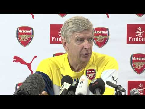 Wenger: I am not finished in the transfer market