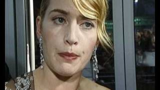 Kate Winslet on the nude scenes in Little Children