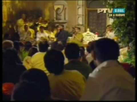 Main Tenu Samjhawan Ki (sahir Ali & Farah Anwar) Live Song - Must Watch.flv video