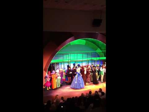 The Wizard of Oz at Nightingale-Bamford School