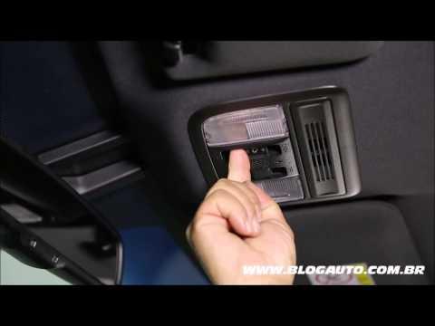 Como funciona o Teto solar do Honda Civic 2017 - BlogAuto