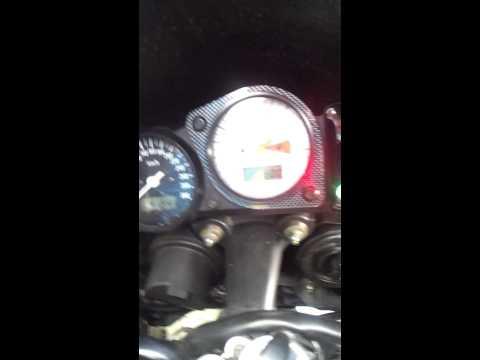 Suzuki TL1000R Hidden dealer mode switch