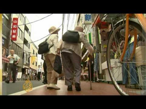 Japan debates care for elderly