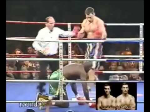 Vitali Klitschko - 30 best box Knockouts by Dr. Ironfist (KO Serie)