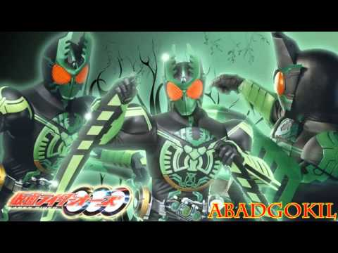 Kamen Rider Ooo Gatakiriba Themes Gotta Keep It Real Full video