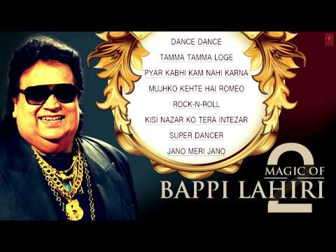 Magic of Bappi Lahiri Superhit Bollywood Songs | Part - 2 |...
