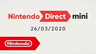 Nintendo Direct Mini - 26/03/2020