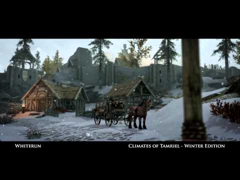 TESV SKYRIM - Climates of Tamriel V3 - Promo Video