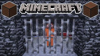 ♪ [FULL SONG] MINECRAFT Locked Away by R. City ft. Adam Levine in Note Blocks (Wireless) ♪