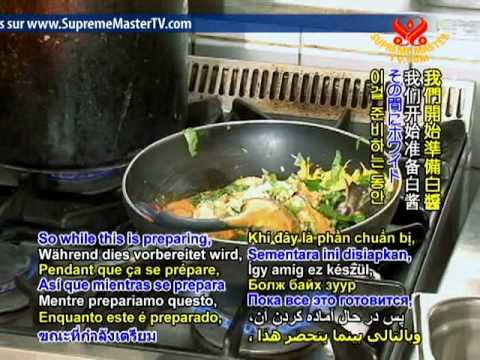 Veggie Vegan Restaurant Chef Ben Presents: Oyster Mushroom & Spinach Raclette