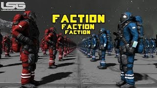 Space Engineers - Faction,Guilds,Corporations & Clans Build Your Own