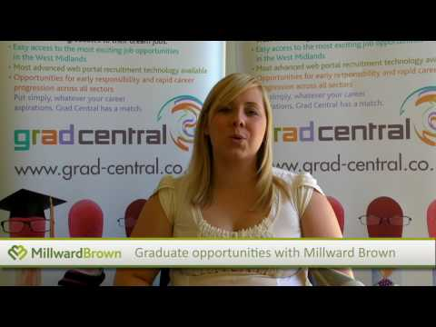 Graduate opportunites at Millward Brown | Grad Central